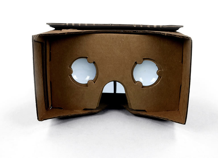 Cardboard: Virtual reality on your smartphone?