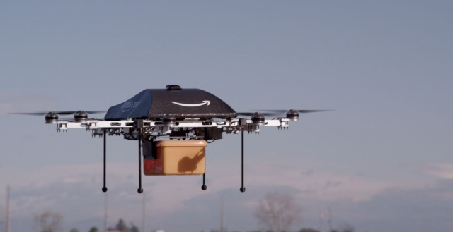 FAA grounds Amazon's drone delivery plans