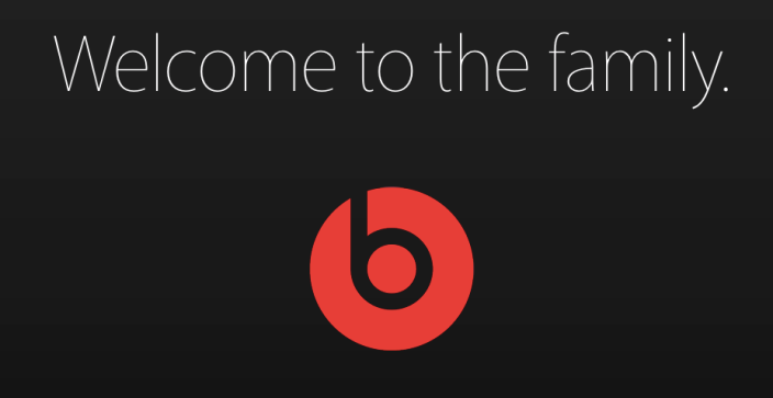 Apple Officially Welcomes Beats