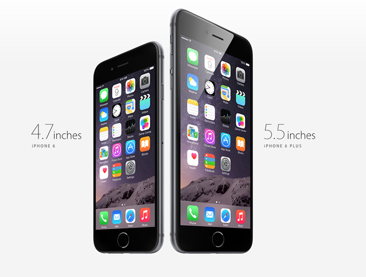 Apple Announces iPhone 6 & iPhone 6 Plus