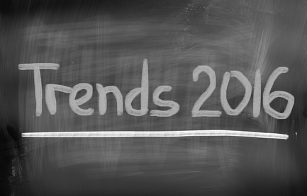 Technology Trends for 2016